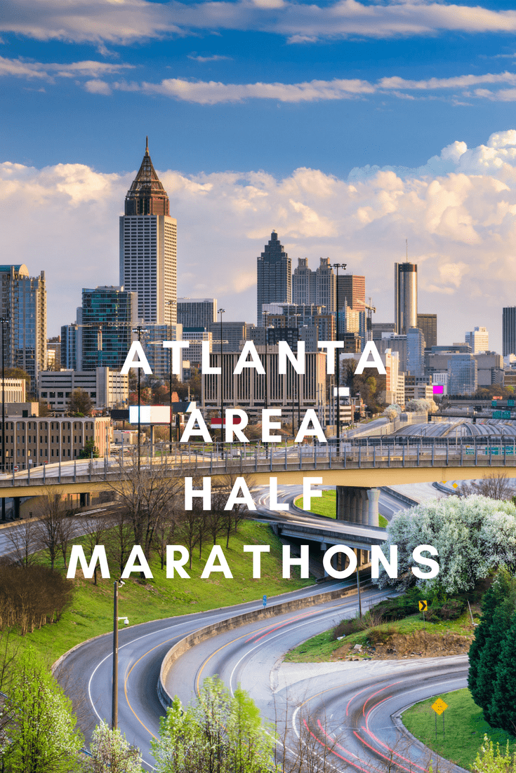 Calendar of every half marathon you can run in the Atlanta, Georgia, metropolitan area in 2018 -- in the city and just outside, within a reasonable driving distance.