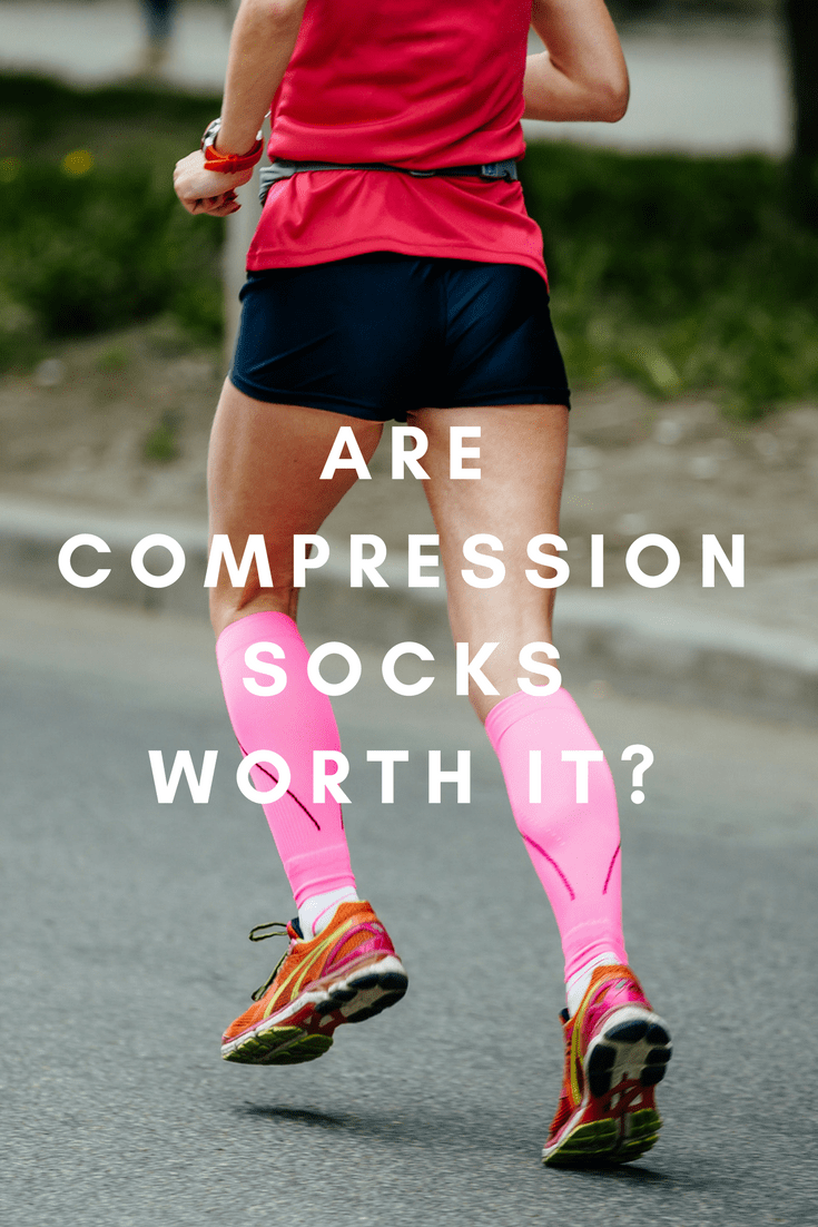 Most athletes swear by the benefits of compression gear, especially the ones you see at races. But is it worth the money?