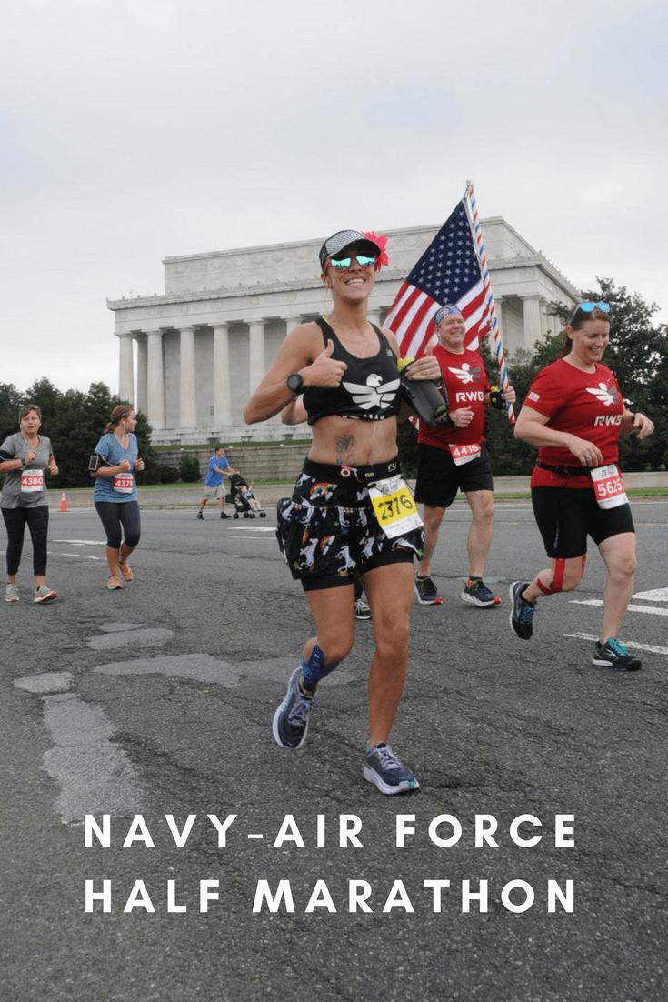 Navy air force half marathon coupon code