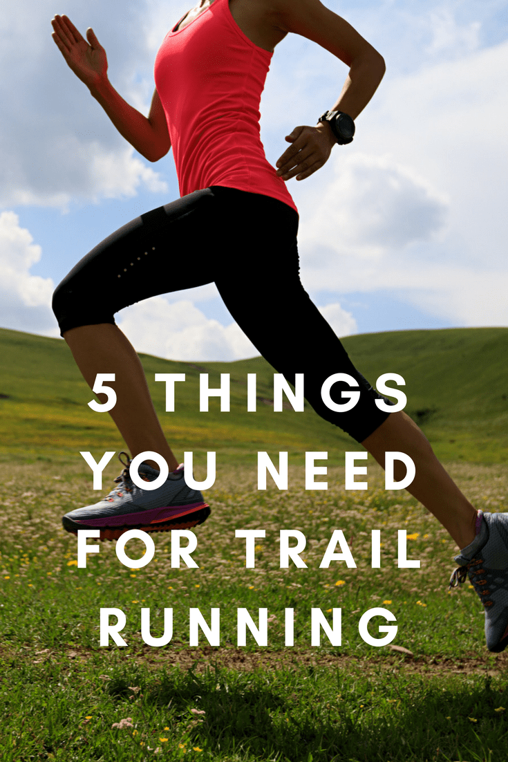 Spring is around the corner and the days are already getting longer. If you've never spent time running on the trails, now is the perfect time to give it a try.