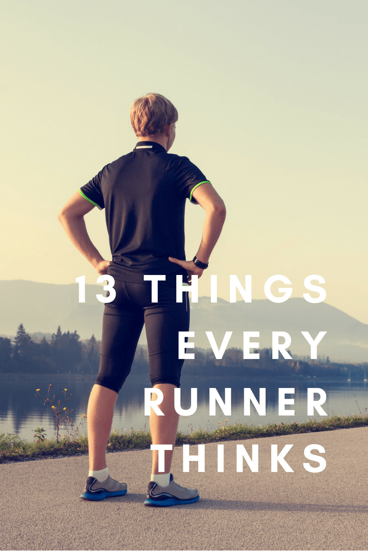 So you've put the training into a race, and you are ready to toe the line and set a PR. It doesn't matter whether you are an elite, seasoned runner, or it's your first race, we've all had inner thoughts at the start line
