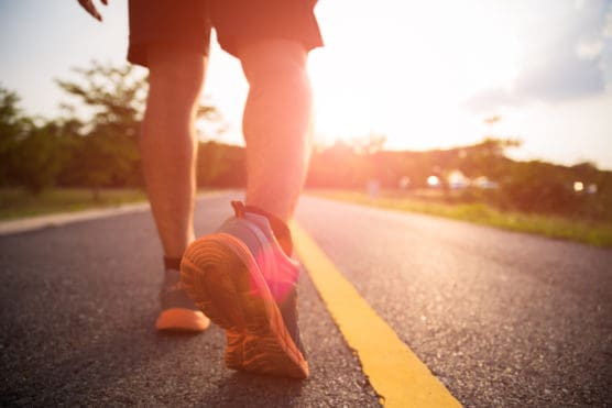 Why Runners Should Walk More Often