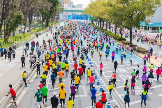 10 Japan Half Marathons for the Traveling Runner