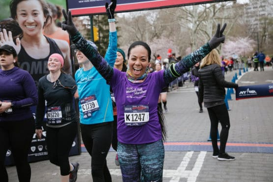New York Road Runners Shape Women's Half Marathon