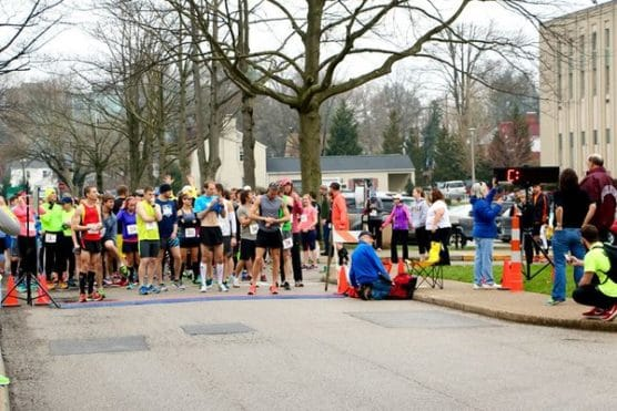 UC Half Marathon & 5K in Charleston, West Virginia
