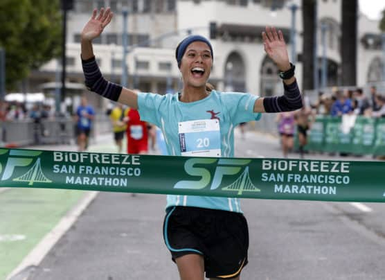 BioFreeze San Francisco Marathon & Half Marathon in San Francisco, California
