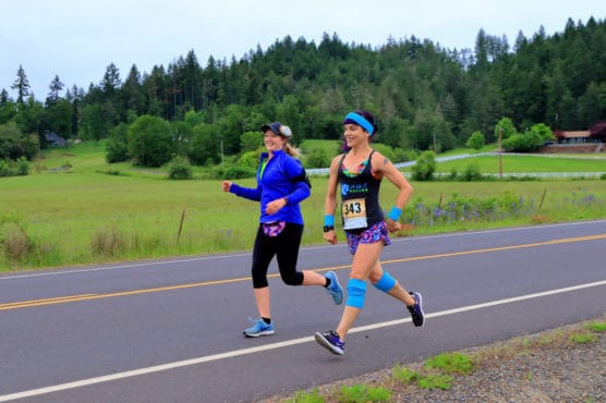 Grapes of Half Half Marathon in Eugene, Oregon
