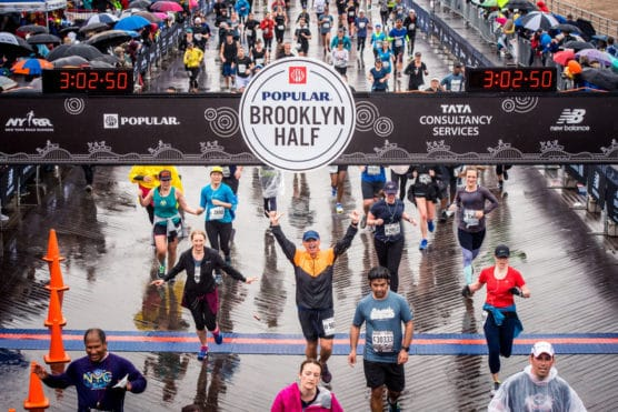 The 2018 Popular Brooklyn Half