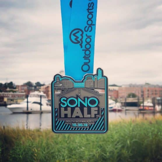 SoNo Half Marathon in South Norwalk, Connecticut