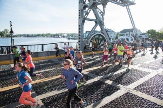 Mystic Half Marathon & 10K in Mystic, Connecticut