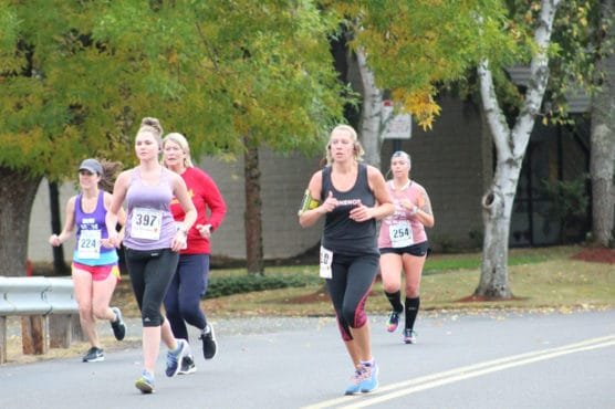 Oregon Women's Half Marathon in Eugene, Oregon