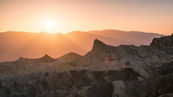 Death Valley Half Marathon