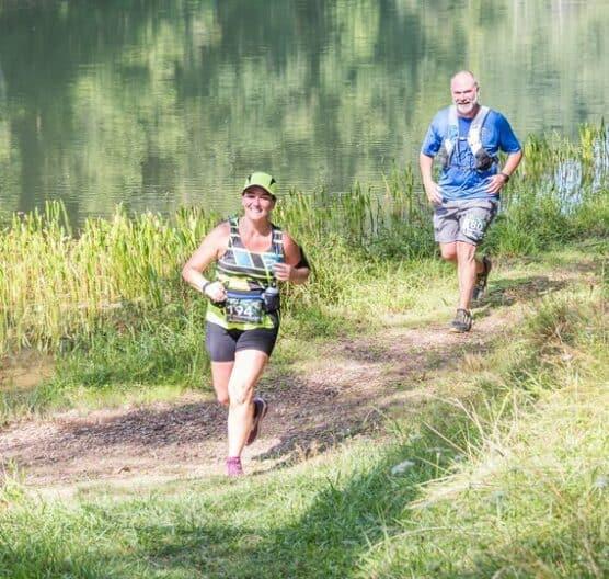 Watoga State Park Mountain Trail Challenge Half Marathon in Marlinton, WV